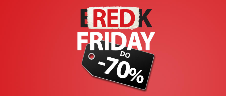 Red Friday je stigao!